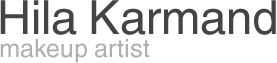 Hila Karmand: makeup Artist, London